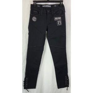Affliction Raquel millennium skinny jeans 7938